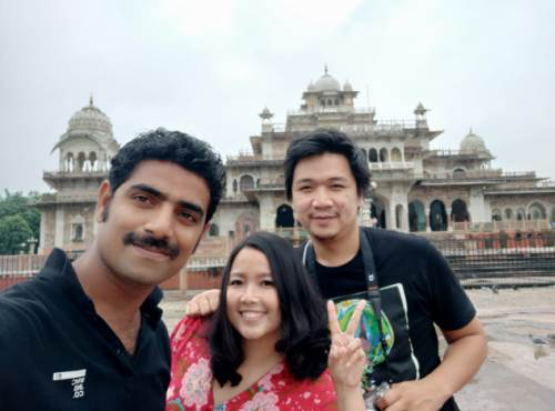 Golden Triangle Tour Jaipur